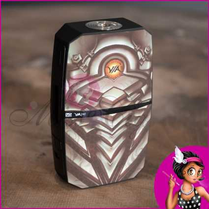 Box MOD VIA 240 | UNITED SOCIETY OF VAPE (USV)