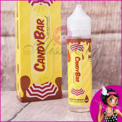 E-liquide Candy Bar Juice 50 ml | AROMAZON